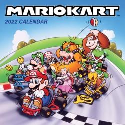 Mario Kart 2022 Wall Calendar
