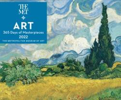 Art: 365 Days of Masterpieces 2022 Calendar