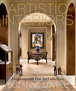 Artistic Interiors Designing with Fine Art Collections