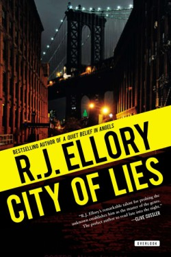 City of Lies A Thriller