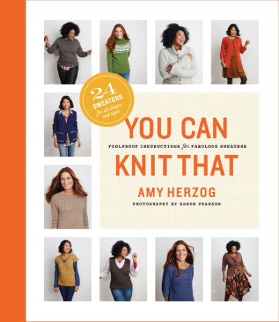 You Can Knit That Foolproof Instructions for Fabulous Sweaters