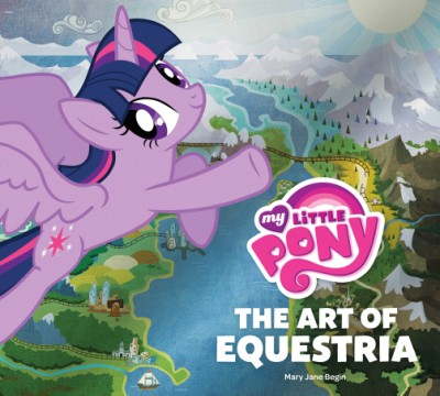 My Little Pony The Art of Equestria