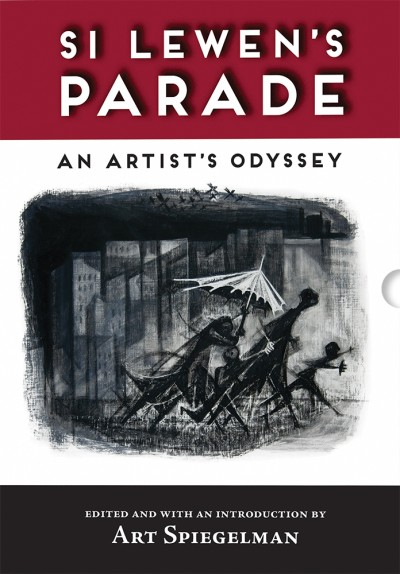Si Lewen's Parade An Artist's Odyssey