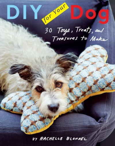 DIY for Your Dog 30 Toys, Treats, and Treasures to Make