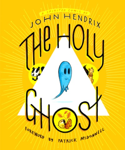 Holy Ghost A Spirited Comic