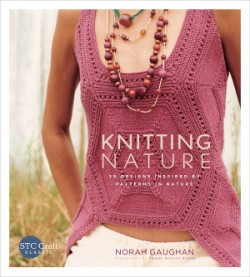 Knitting Nature 39 Designs Inspired by Patterns in Nature