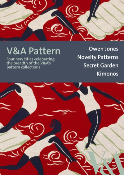 V&A Pattern: Slipcased Set #2 (Hardcovers with CDs)