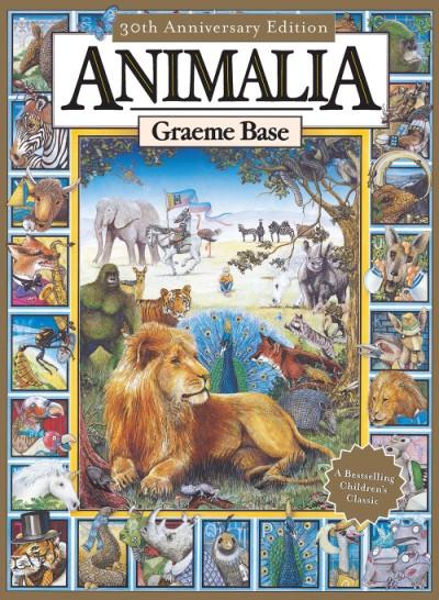 Animalia Anniversary Edition