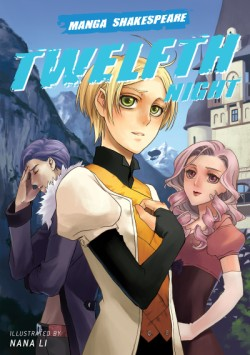 Manga Shakespeare Twelfth Night