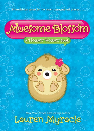 Awesome Blossom A Flower Power Book