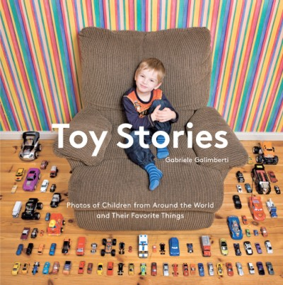 Toy Stories Photos of Children from Around the World and Their Favorite Things