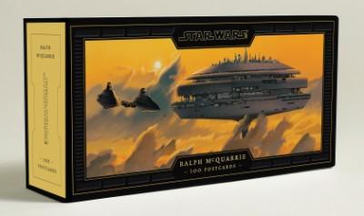 Star Wars Art: Ralph McQuarrie (100 Postcards)