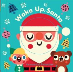 Wake Up, Santa! (A Changing Faces Book)