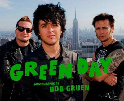 Green Day Photographs by Bob Gruen