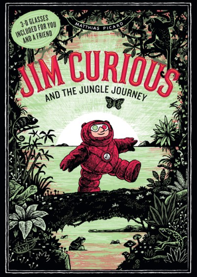 Jim Curious and the Jungle Journey