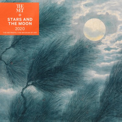 Stars and the Moon 2020 Wall Calendar