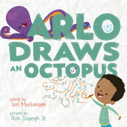 Arlo Draws an Octopus