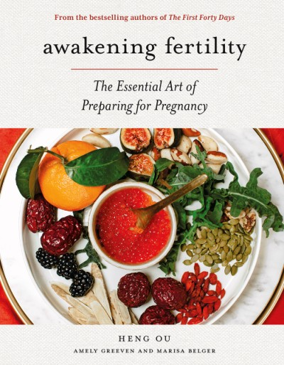 Awakening Fertility The Essential Art of Preparing for Pregnancy by the Authors of the First Forty Days
