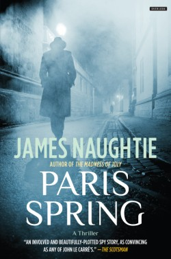 Paris Spring A Thriller