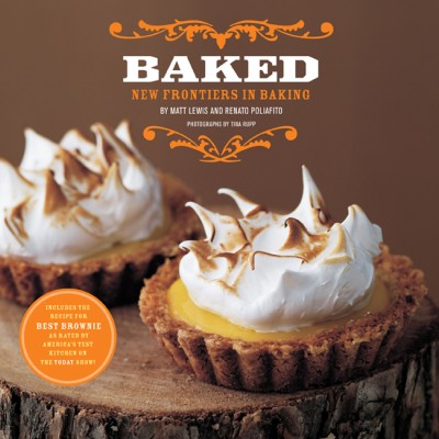 Baked New Frontiers in Baking