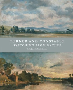 Turner and Constable Sketching from Nature