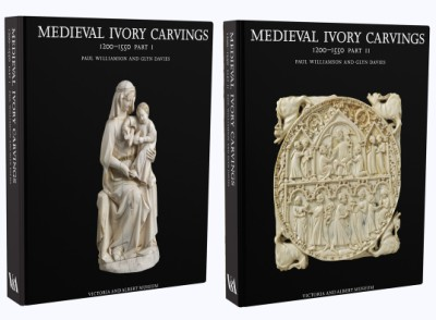 Medieval Ivory Carvings 1200-1550