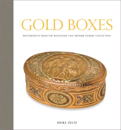 Gold Boxes Masterpieces from the Rosalinde and Arthur Gilbert Collection