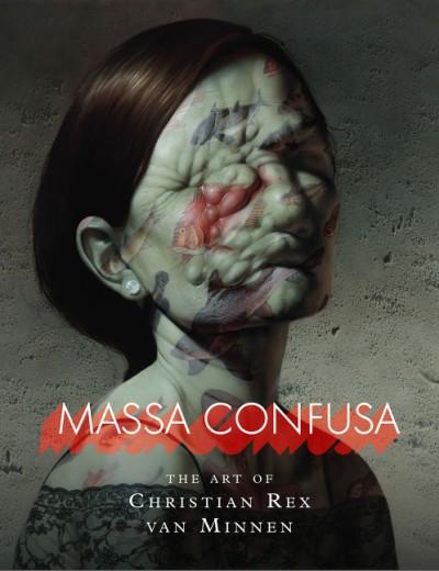 Massa Confusa (Collector's Edition) The Art of Christian Rex van Minnen