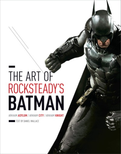 Art of Rocksteady's Batman