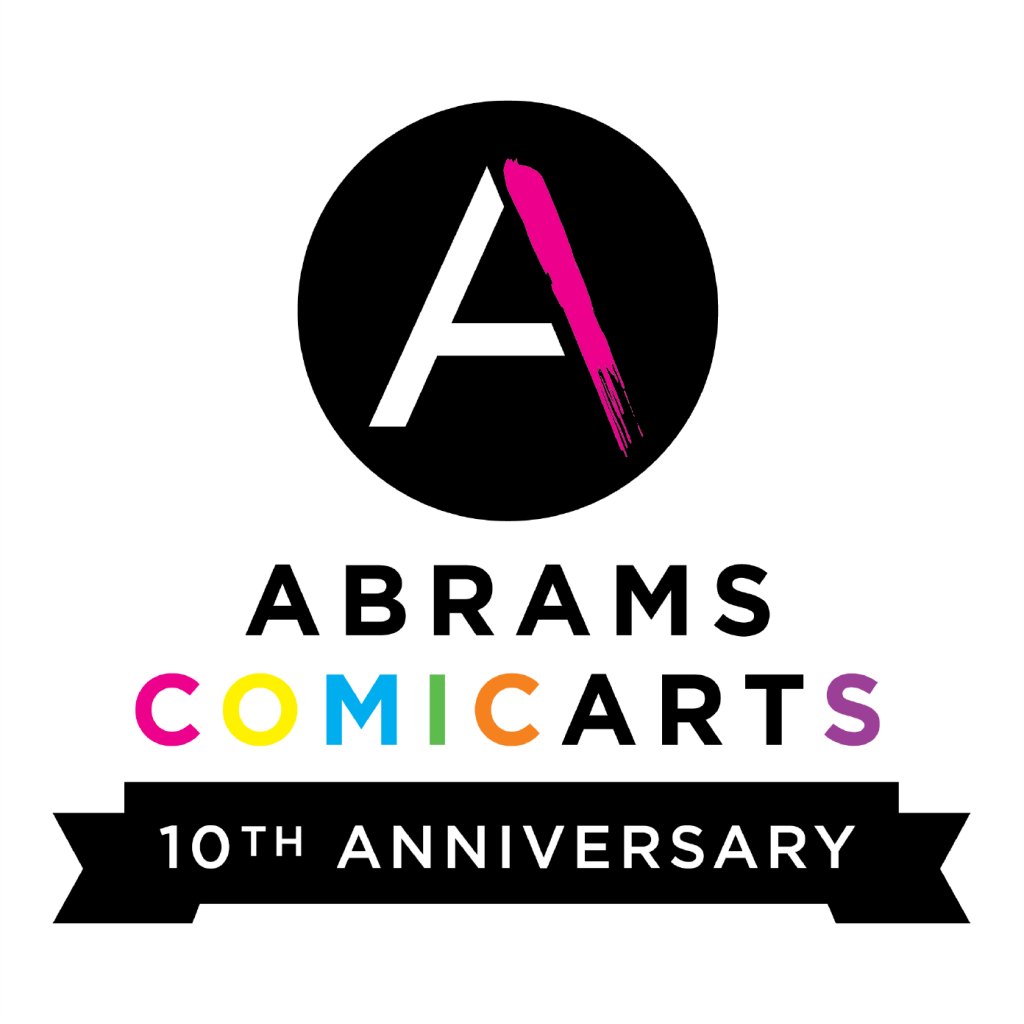 Abrams ComicArts 10th Anniversary