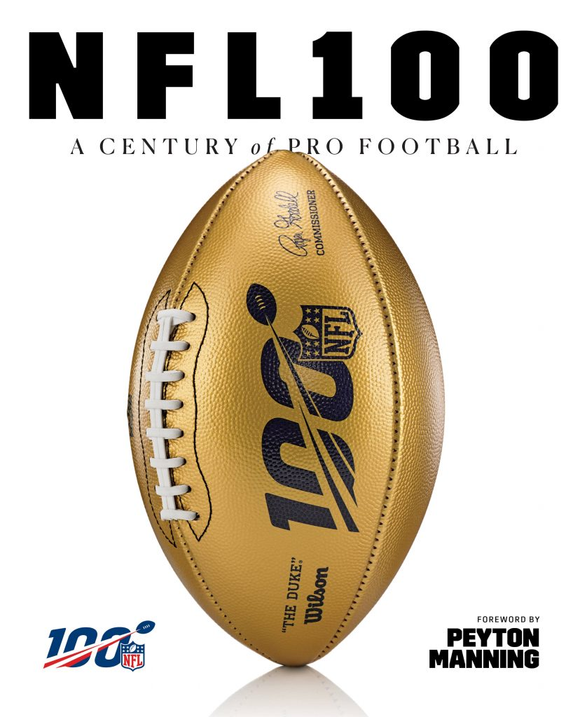 Celebrate 100 years of the NFL!