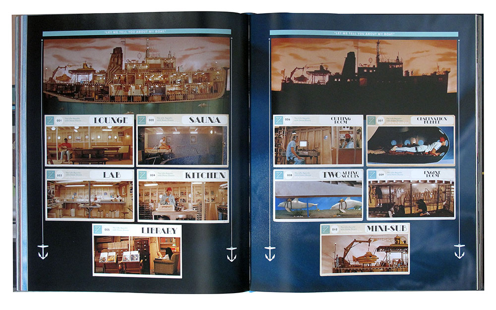 Wes Anderson Coffee Table Book.The Wes Anderson Collection Hardcover Abrams