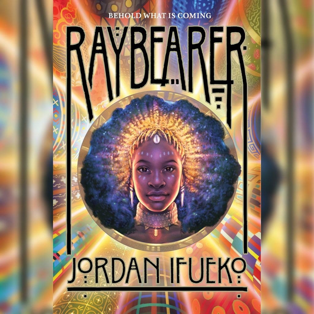 Porter interviewed Raybearer author Jordan Ifueko about finding passion and inspiration in her work!