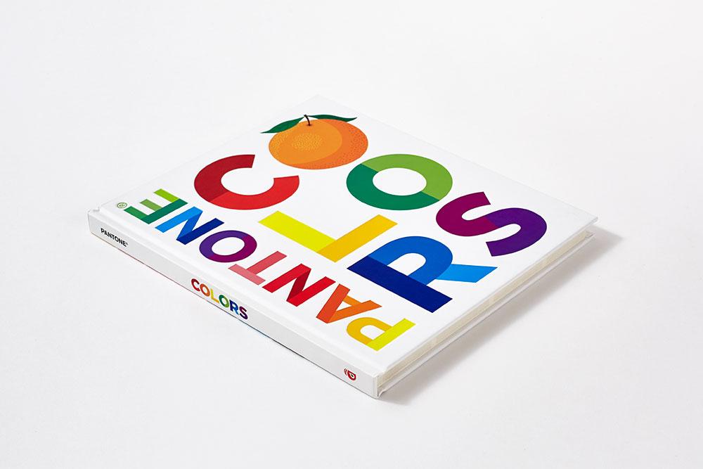 Pantone Colors Casebound Board Book Abrams