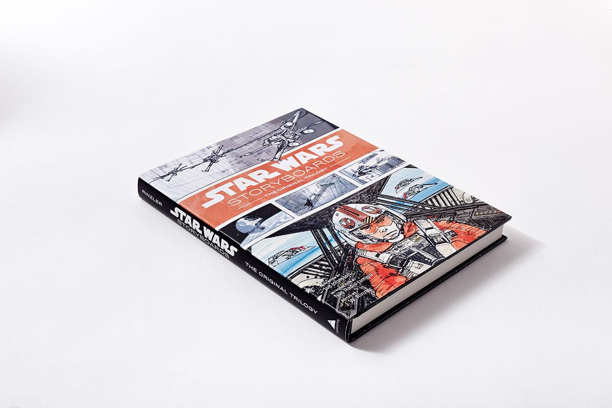Star Wars Storyboards Hardcover Abrams