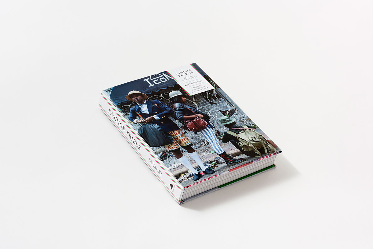 Fashion Tribes Hardcover Abrams