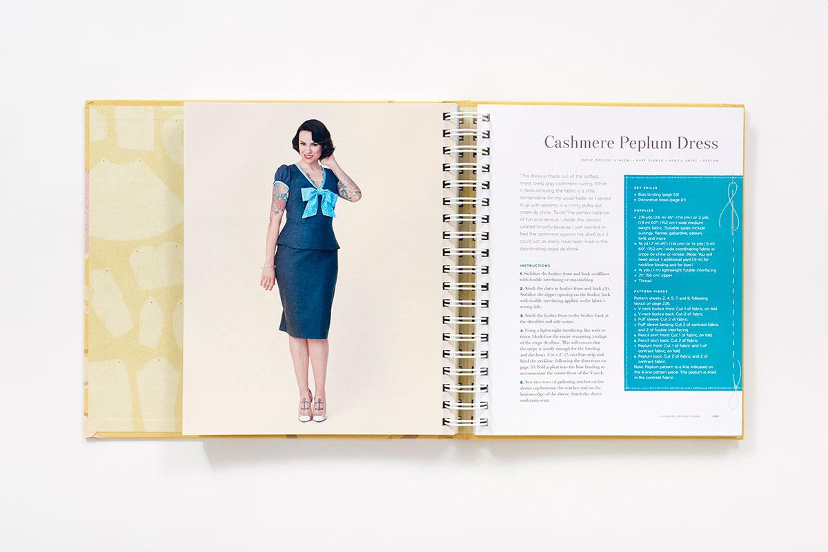 Gerties Ultimate Dress Book Hardcover
