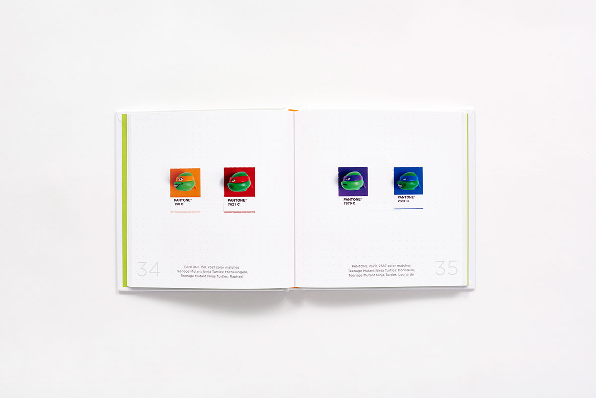 Tiny PANTONE Objects (Hardcover) | ABRAMS