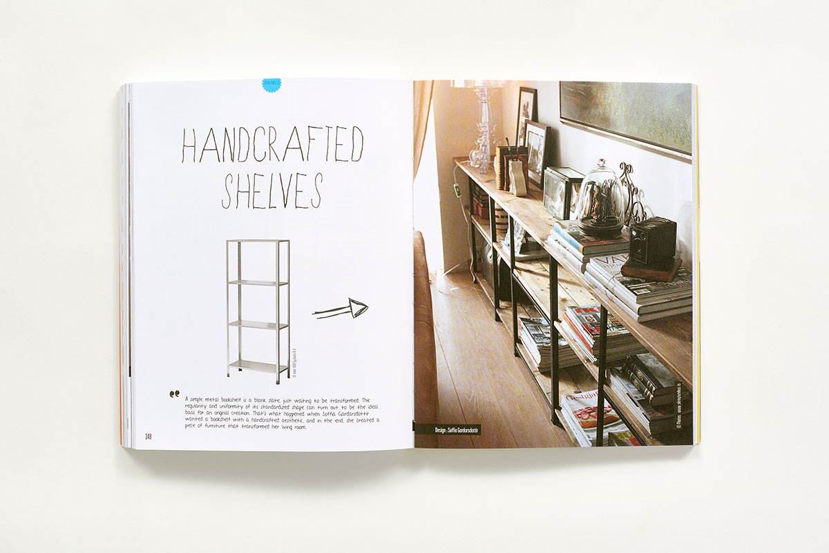Reinventing Ikea : 70 DIY Projects to Transform Ikea Essentials by Christine...