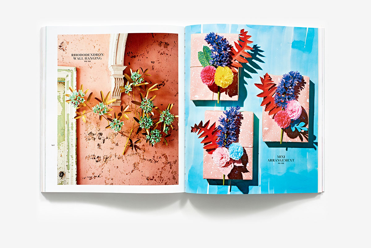 The Exquisite Book Of Paper Flower Transformations Paperback Abrams
