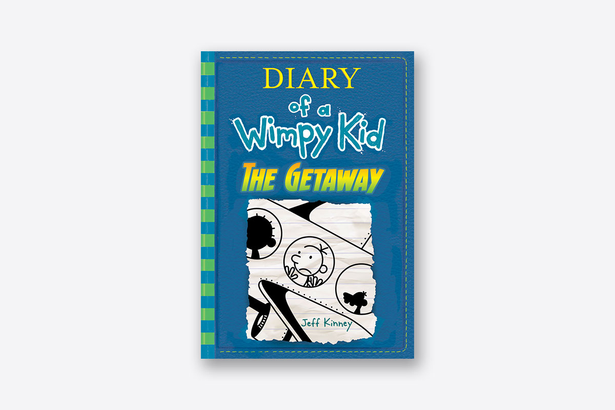 The Getaway Diary Of A Wimpy Kid Book 12 Hardcover Abrams