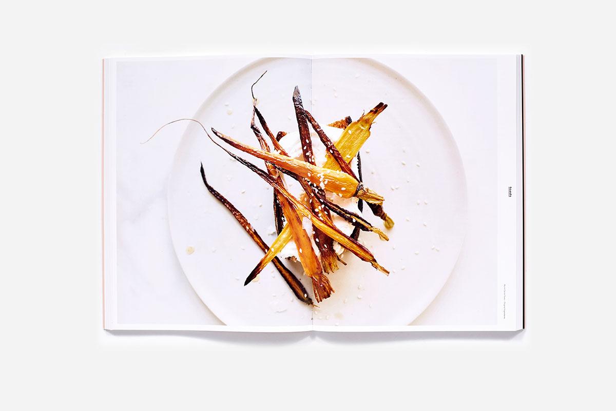 Simple Fare Fall / Winter Cookbook Signed Copy
