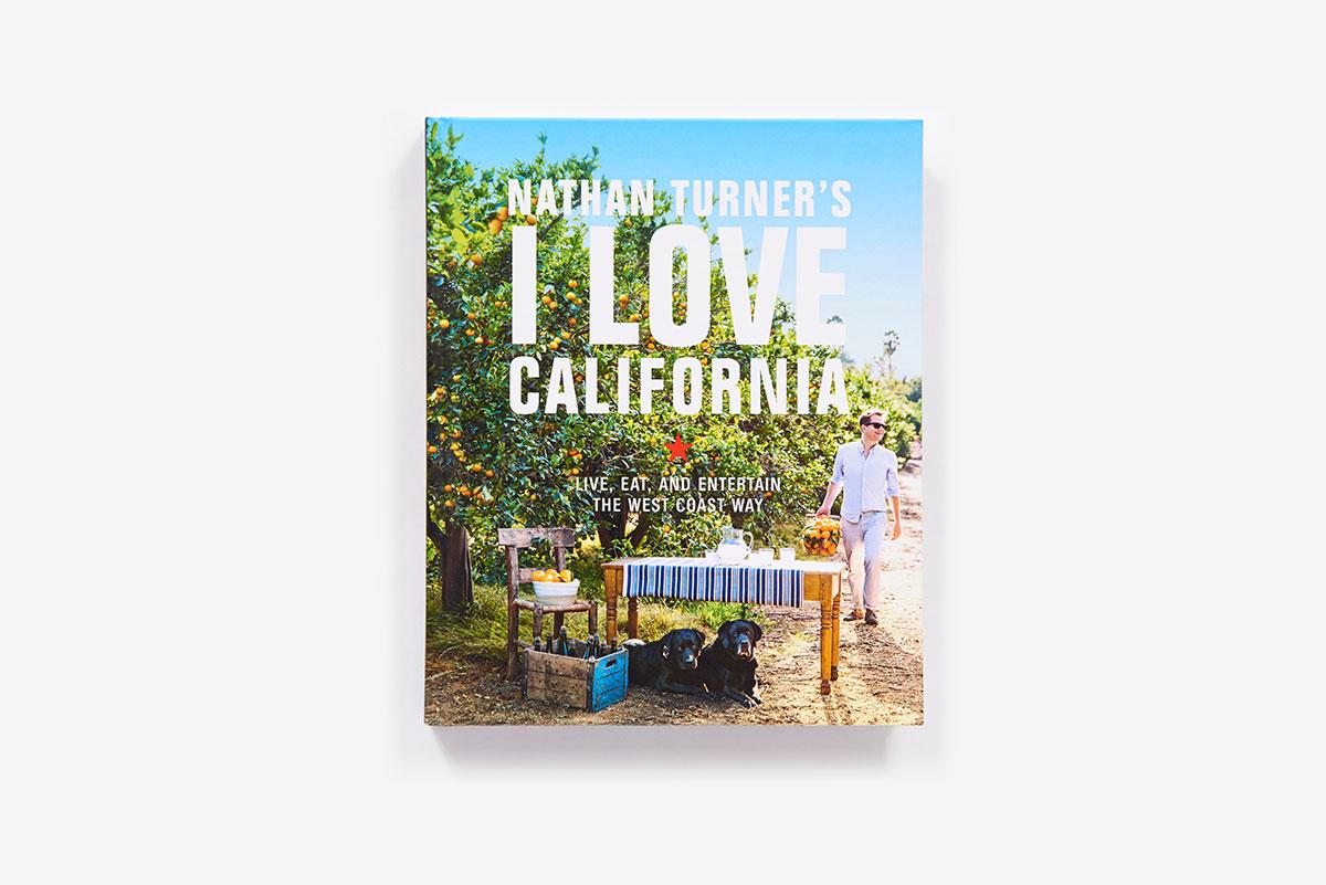 Nathan Turner's I Love California (Hardcover) | ABRAMS
