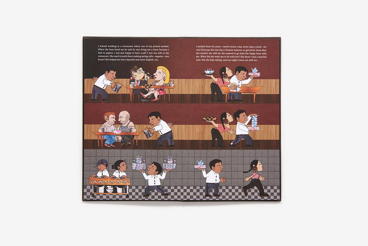 Undocumented (Hardcover)   ABRAMS