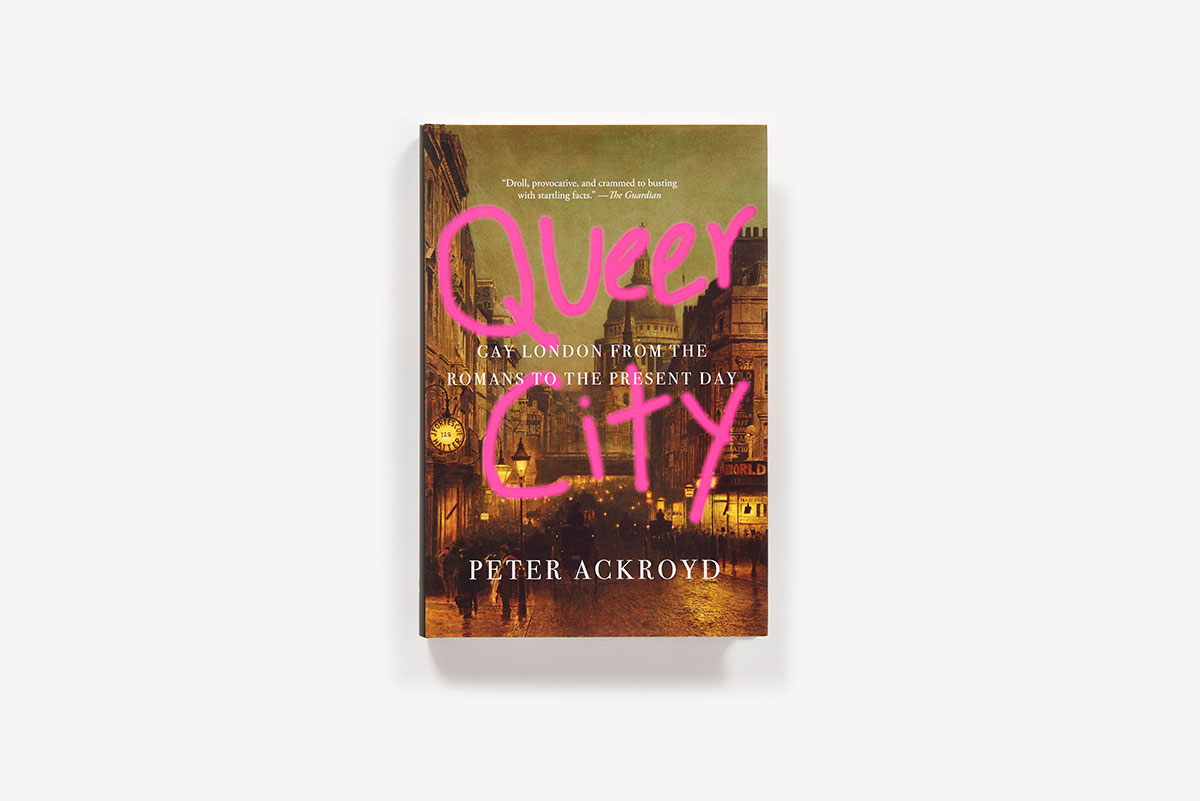 Queer City (Hardcover) | ABRAMS