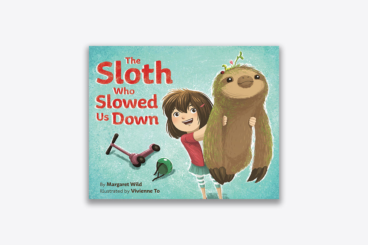 The Sloth Who Slowed Us Down (Hardcover) | ABRAMS