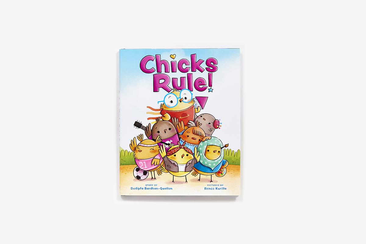 Chicks Rule! (Hardcover) | ABRAMS