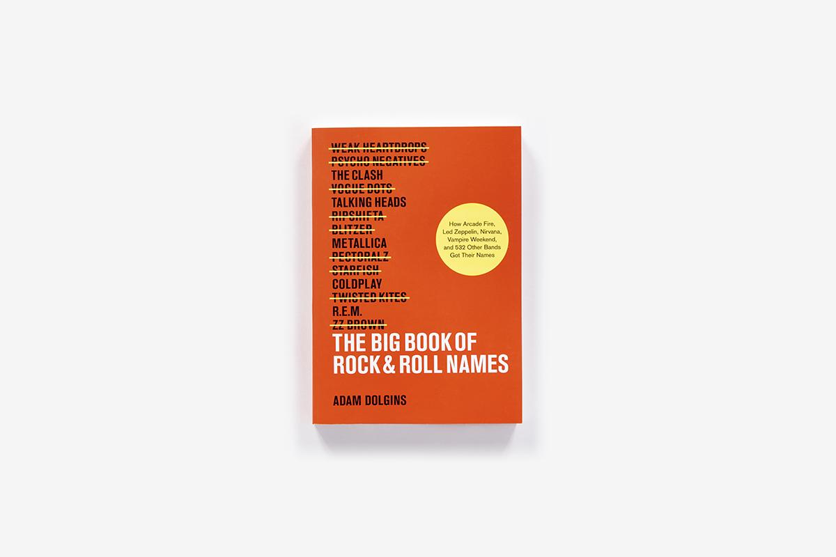The Big Book of Rock & Roll Names (Ebook)   ABRAMS