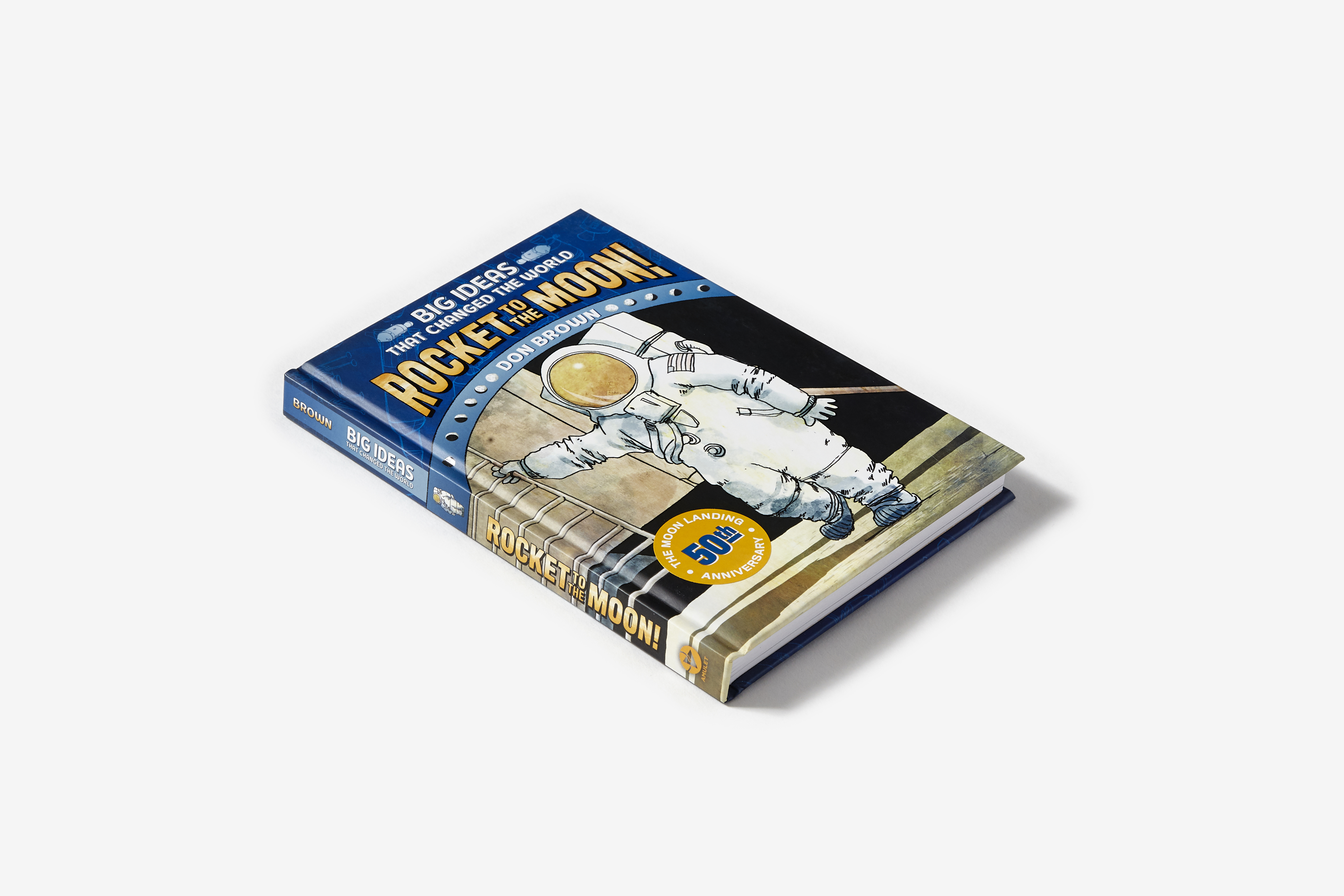 Rocket to the Moon! (Hardcover)   ABRAMS