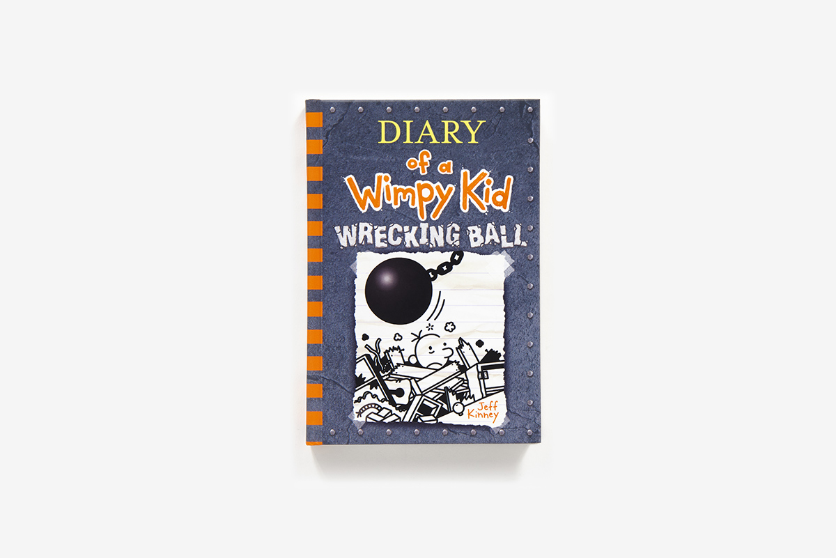 Wrecking Ball Diary Of A Wimpy Kid Book 14 Ebook Abrams